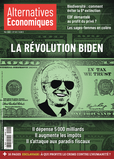 Alternatives économiques mensuel - numéro 412 mai 2021