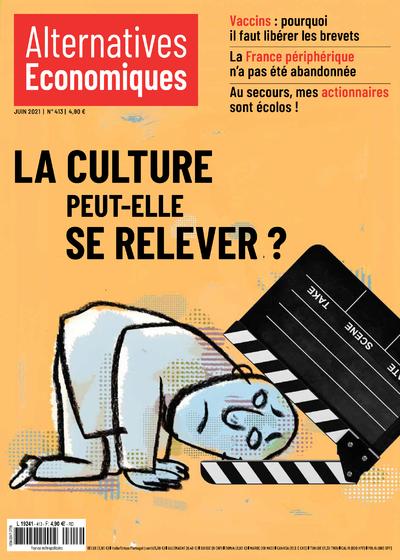 Alternatives économiques mensuel - numéro 413 juin 2021