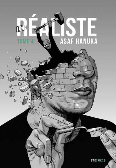 Asaf Hanuka - Le Réaliste - tome 4