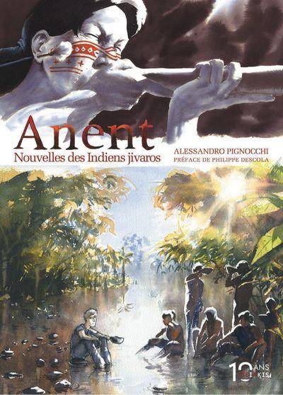 Anent - Nouvelle Edition 10 ans Steinkis