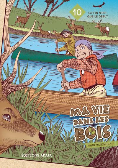Ma vie dans les bois - tome 10