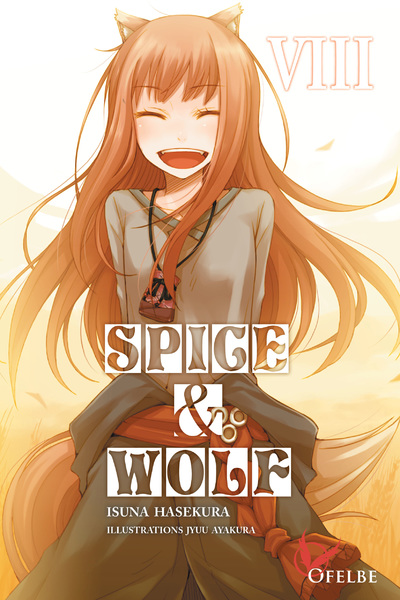 Spice & Wolf - tome 8