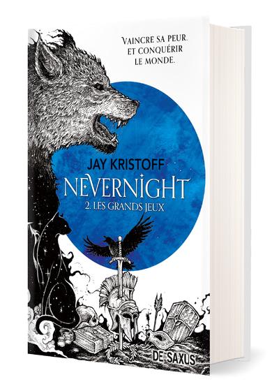 Nevernight T02 (relié) - Les grands jeux