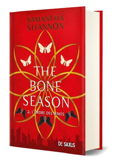 The Bone Season T02 - L'Ordre des Mimes (relié)