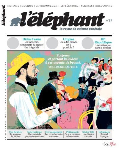 Eléphant - numéro 35