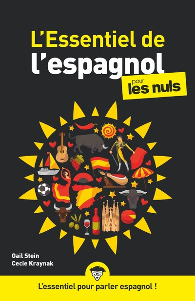 L'Essentiel de l'espagnol pour les Nuls, poche,2e éd