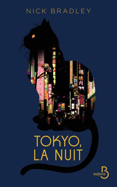 Tokyo, la nuit