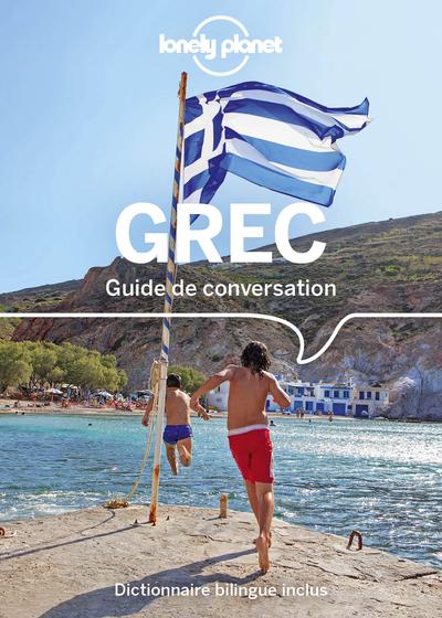 Guide de conversation Grec - 8ed