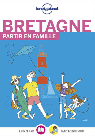 Partir en famille - Bretagne - 1ed