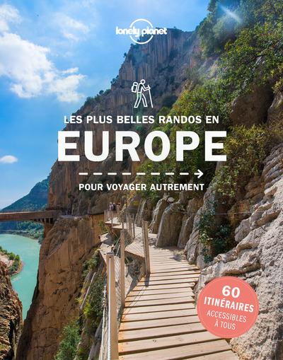 Les plus belles randos en Europe - 1ed