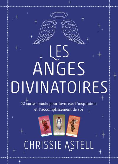 Coffret Les Anges divinatoires - 52 cartes oracle pour favoriser l'inspiration et l'accomplissement