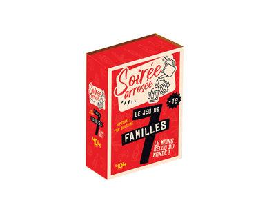 Soirée arrosée - Le jeu de 7 familles le moins relou du monde - spécial pop culture +18 ans