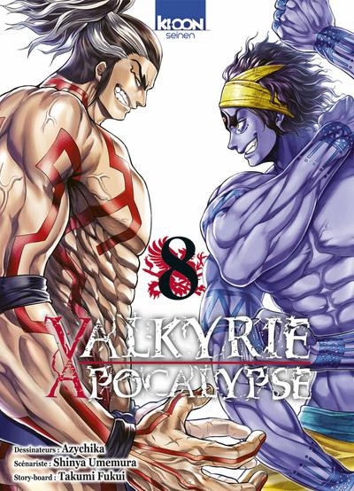 Valkyrie Apocalypse T08