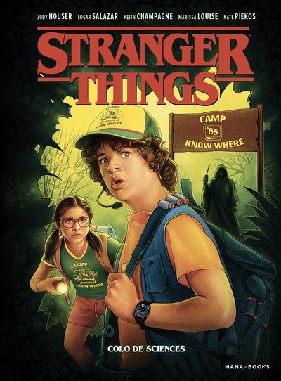 Stranger Things - Colo de sciences