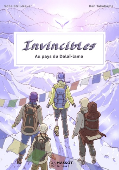 Invincibles - Au pays du Dalaï-Lama