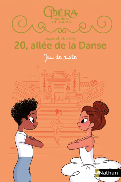 20 allée de la danse - Jeu de piste - Saison 2 - Tome 2 - Roman dès 8 ans