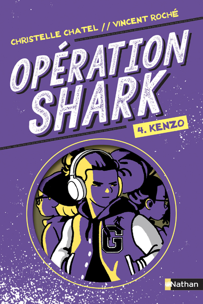 Opération Shark - Kenzo - Tome 4 - dès 8 ans